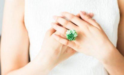 Susan McLeary y sus espléndidas joyas vivas