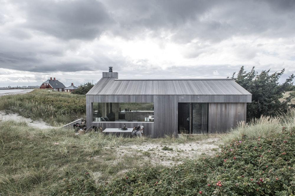 Summer Cottage G18, una integración perfecta en el paisaje danés