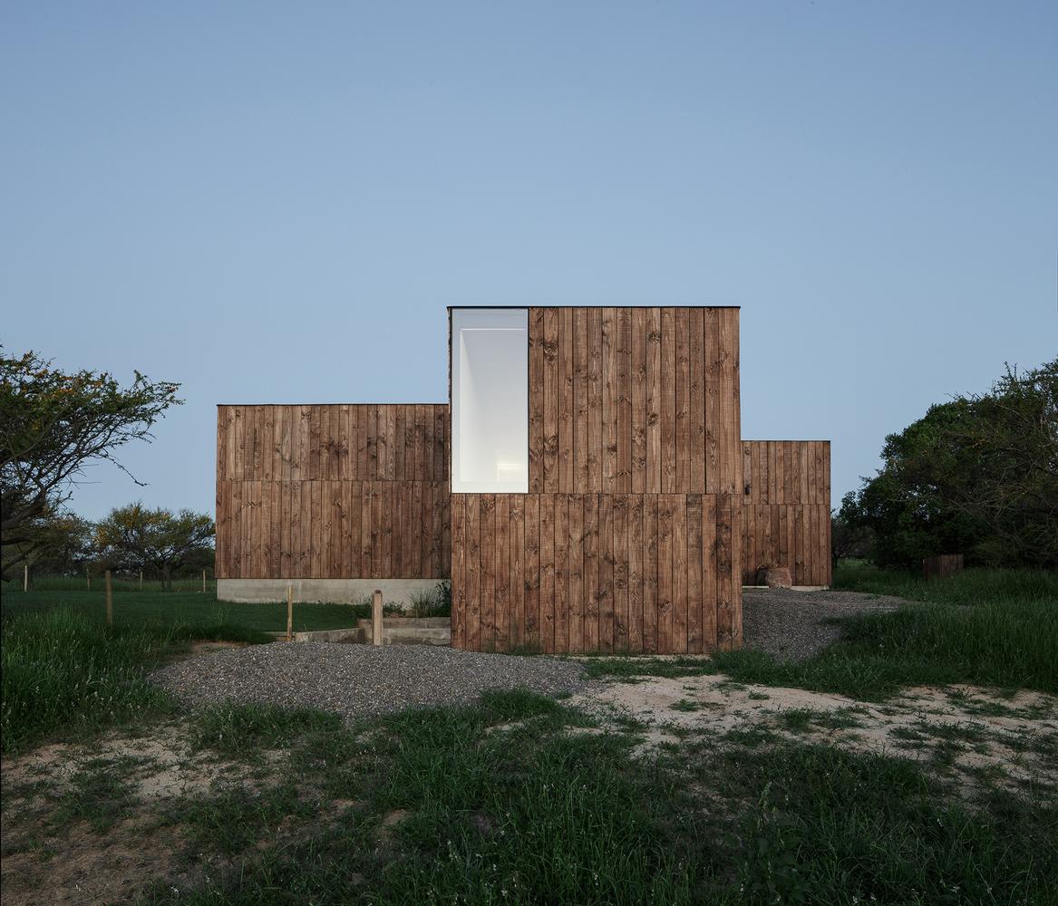 Casa CML, un lugar de retiro en pleno centro de Chile