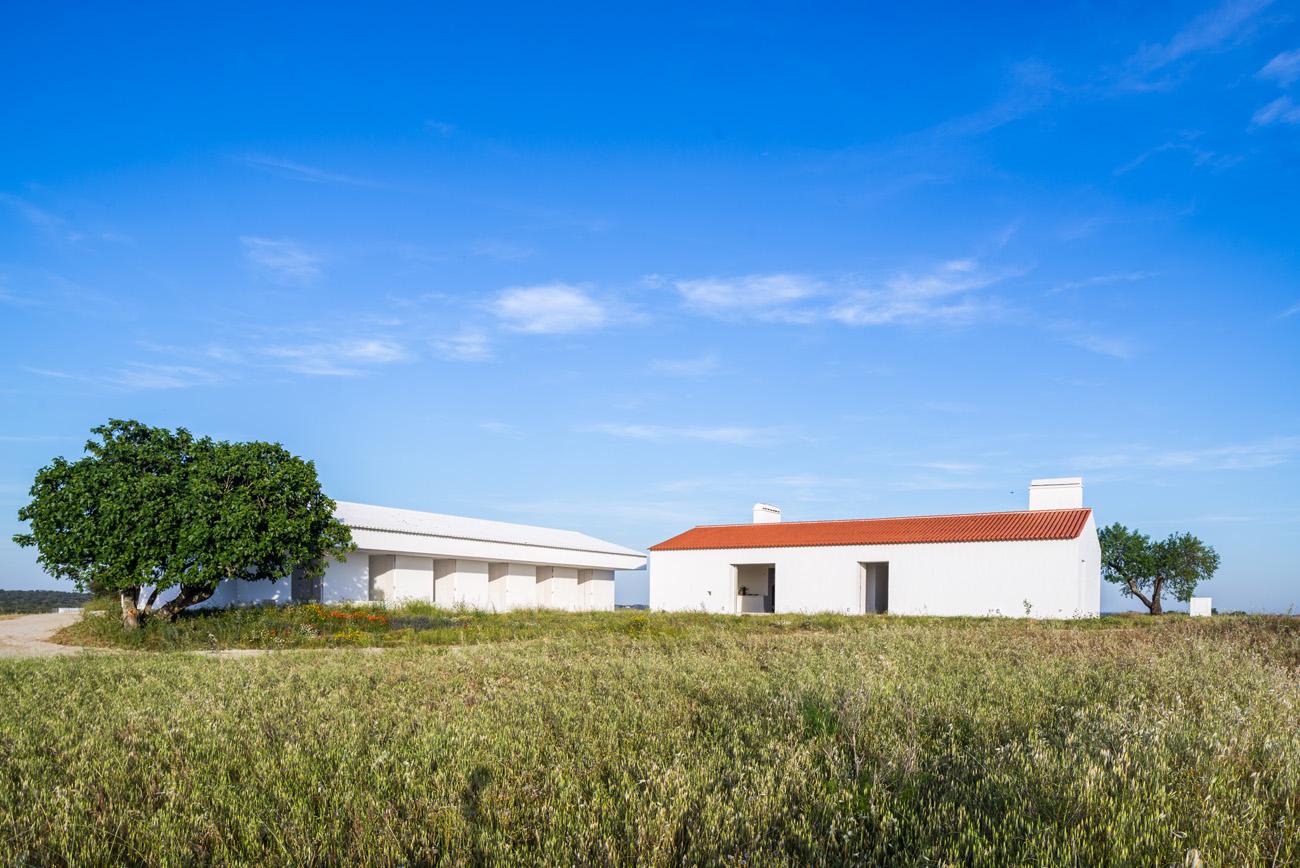 La brillante incursión rural de Aboim Inglez Arquitectos