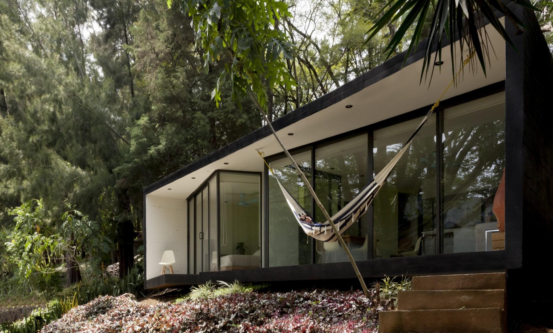 El bungaló ideal para gozar del paraíso mexicano de Tepoztlán