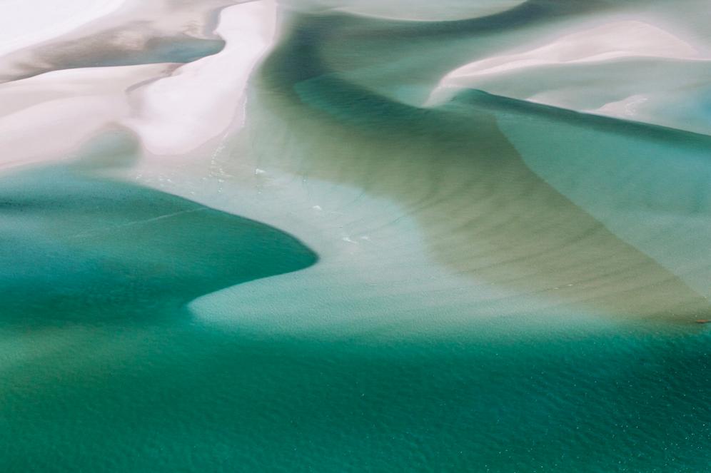 Las fascinantes tomas aéreas de Julieanne Kost