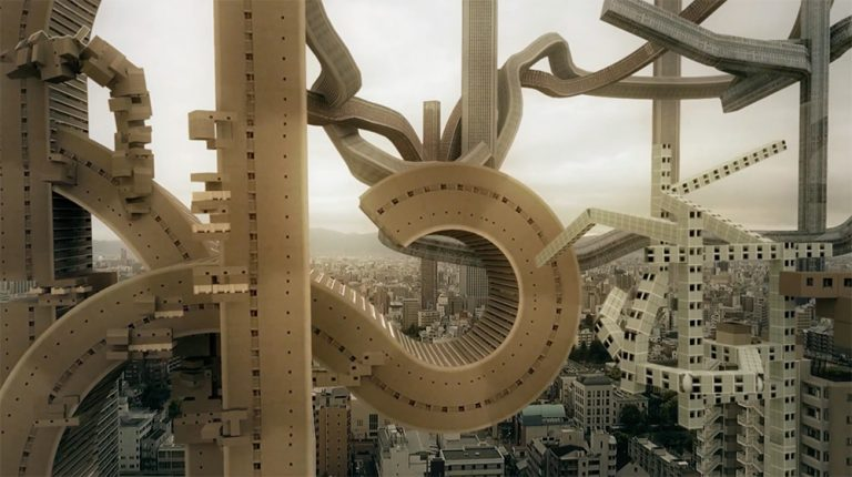 La arquitectura imposible de Spatial Bodies