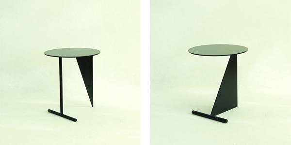 dos modelos de las mesas stabile