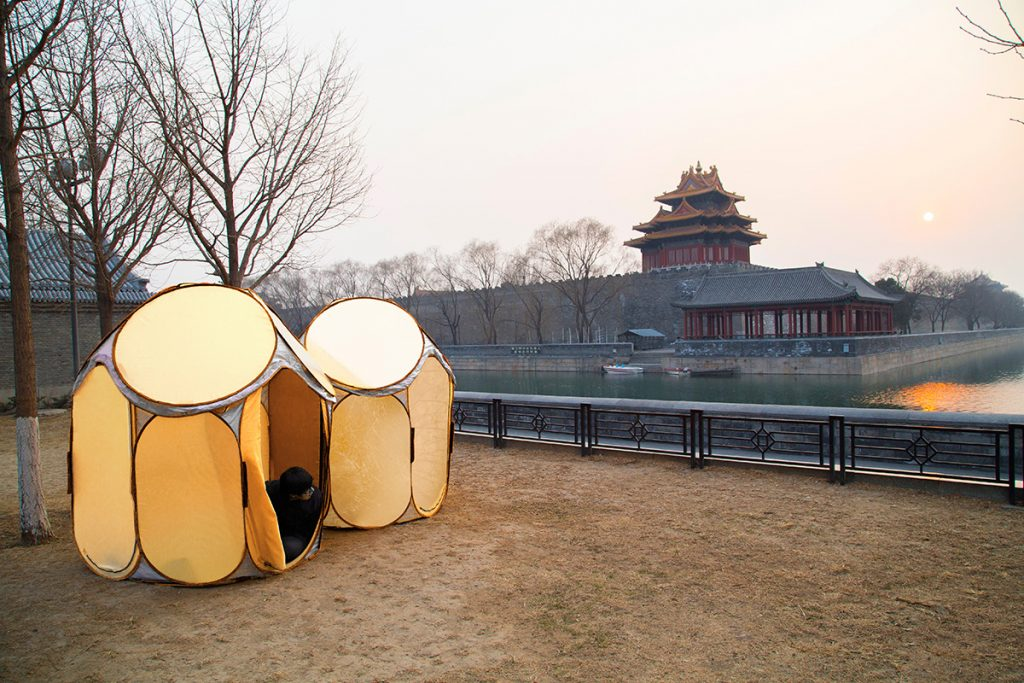 detelle instalación en Pekin