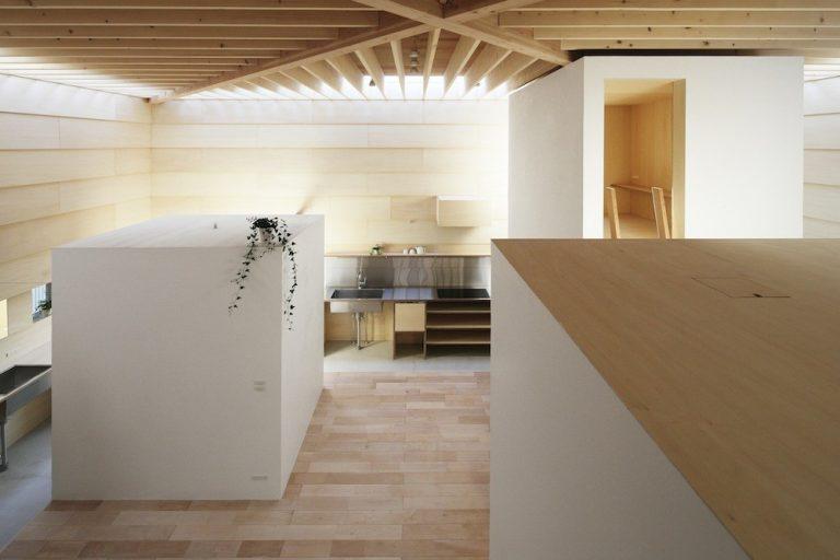 Light Walls House o el camino japonés hacia la luz ...