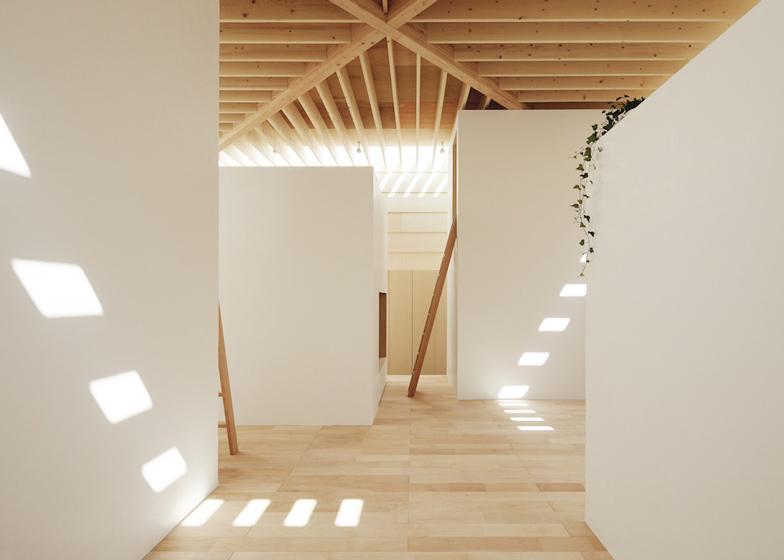 Light Walls House o el camino japonés hacia la luz