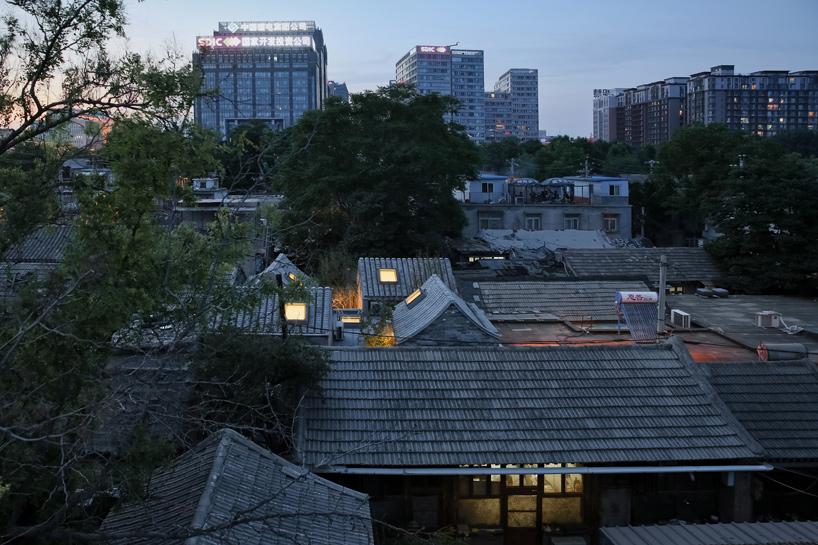 TAO reinventa en China la casa patio milenaria