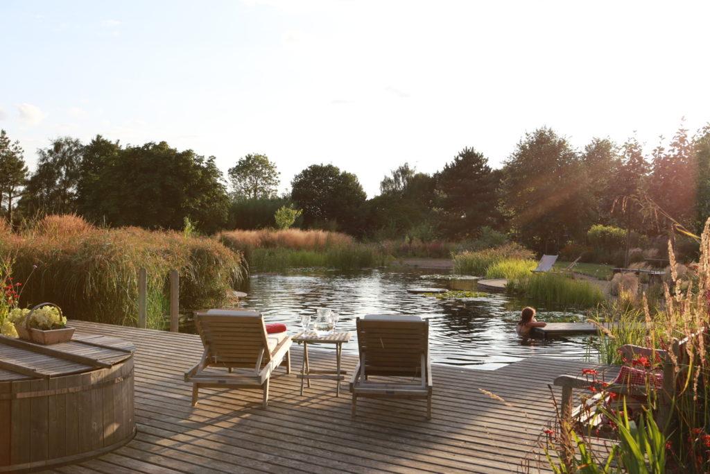 Las piscinas naturales siguen marcando tendencia