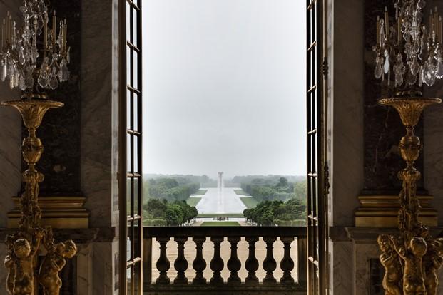 Detalle de Versalles revisitado