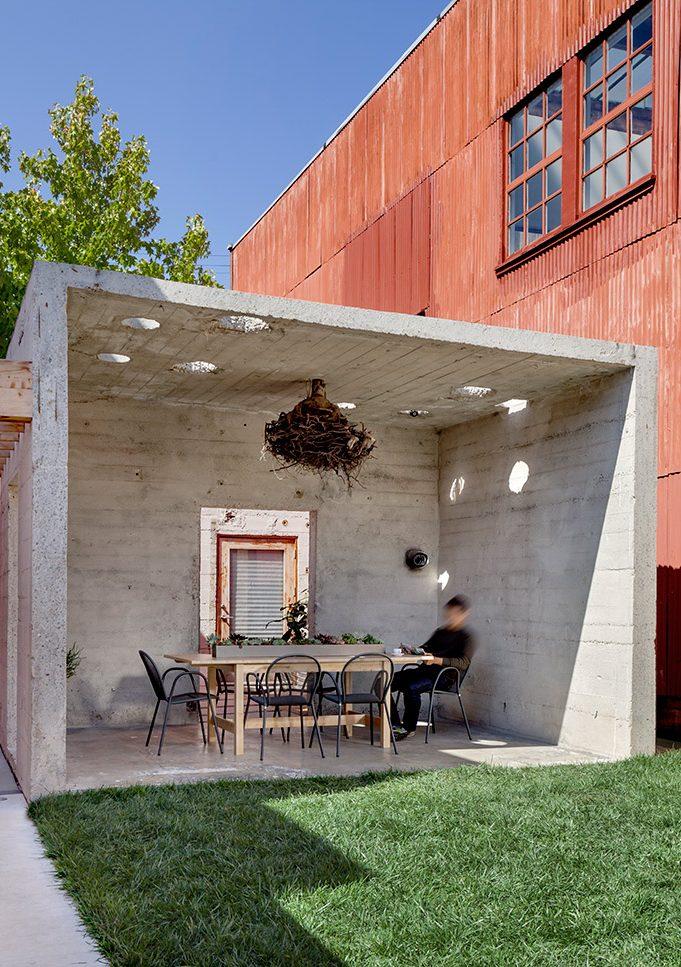 Shotwell Residence, de nave industrial a joven hogar californiano