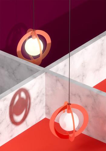 Suprematic Lamps: Las lámparas rusas que vinieron del espacio