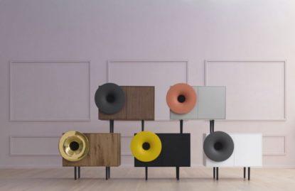 Un gramófono digital llamado Caruso