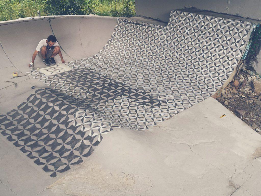 Falsas baldosas Javier de Riba una olvidada pista de skate