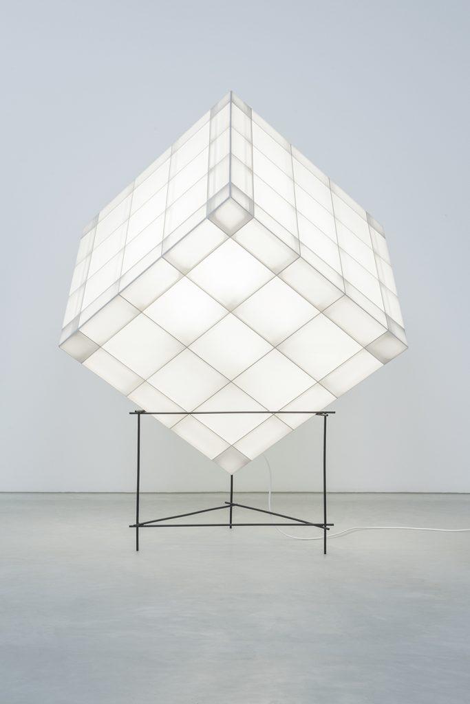 Space Frame en la pasada edición de la Milan Design Week