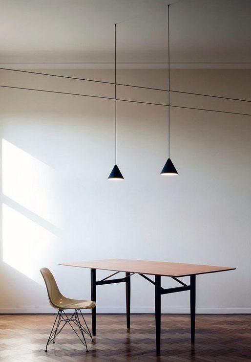 String Lights, o cómo esculpir el espacio mediante lámparas LED