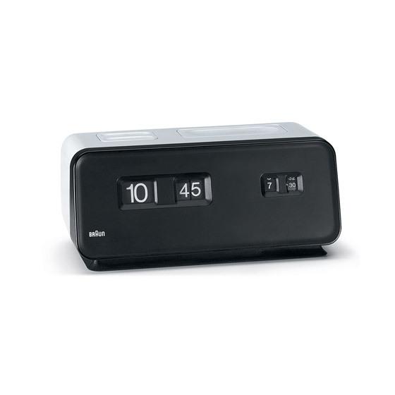 despertador diseñado por dieter rams