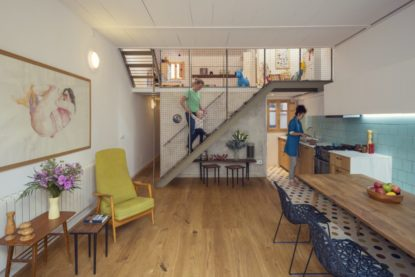 La casa de Juno refleja los beneficios de una renovación integral