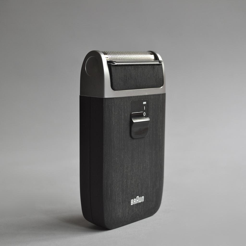 afeitadora diseñada por Dieter Rams