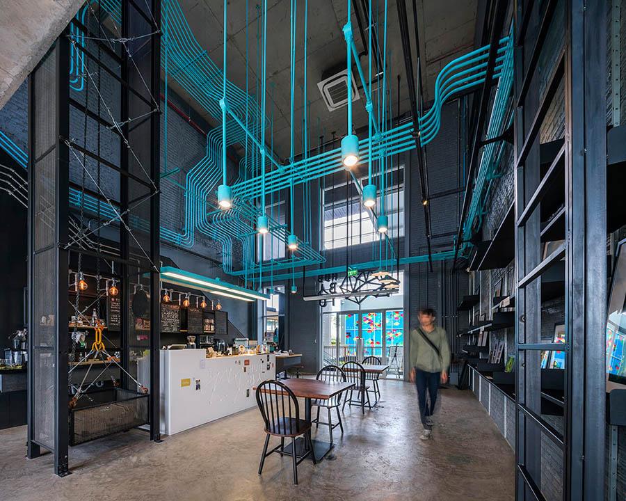 Coworking Hubba-to de Bangkok premio ArchDaily