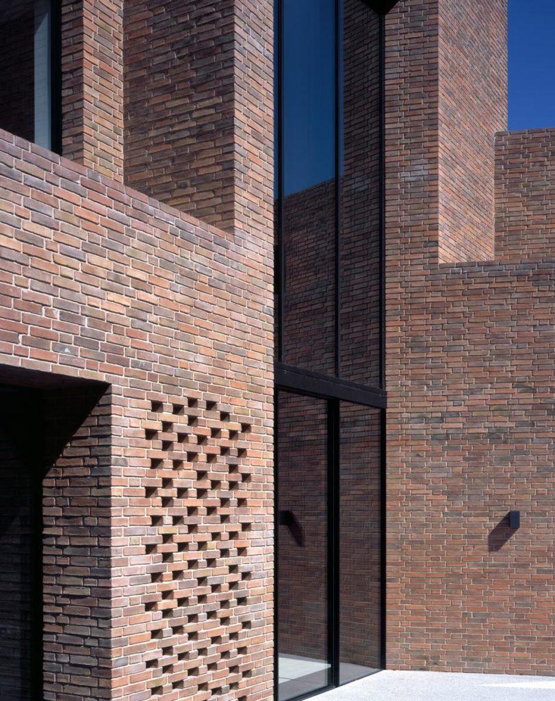 Carmody Groarke proyecto Highgate Wood casa lujosa en el campo
