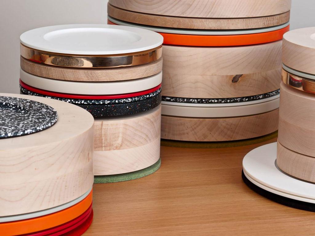 Colección «Colourware» de los británicos Sebastian Bergne y Sophie Smallhorn