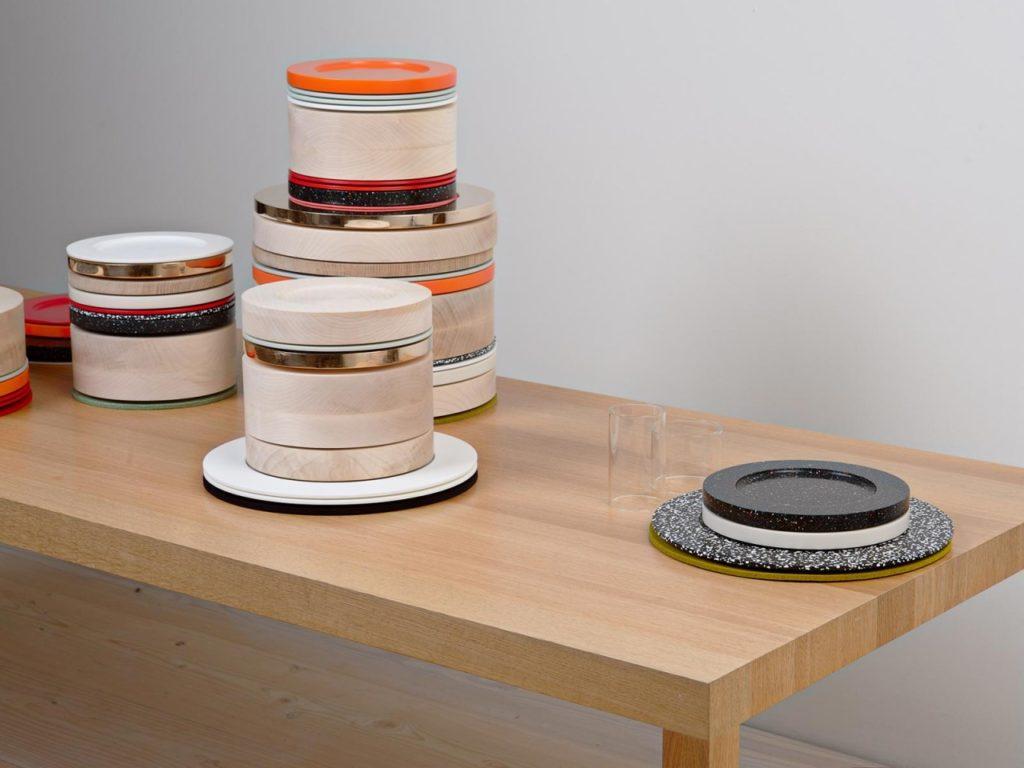 Detalle del color en la colección «Colourware»