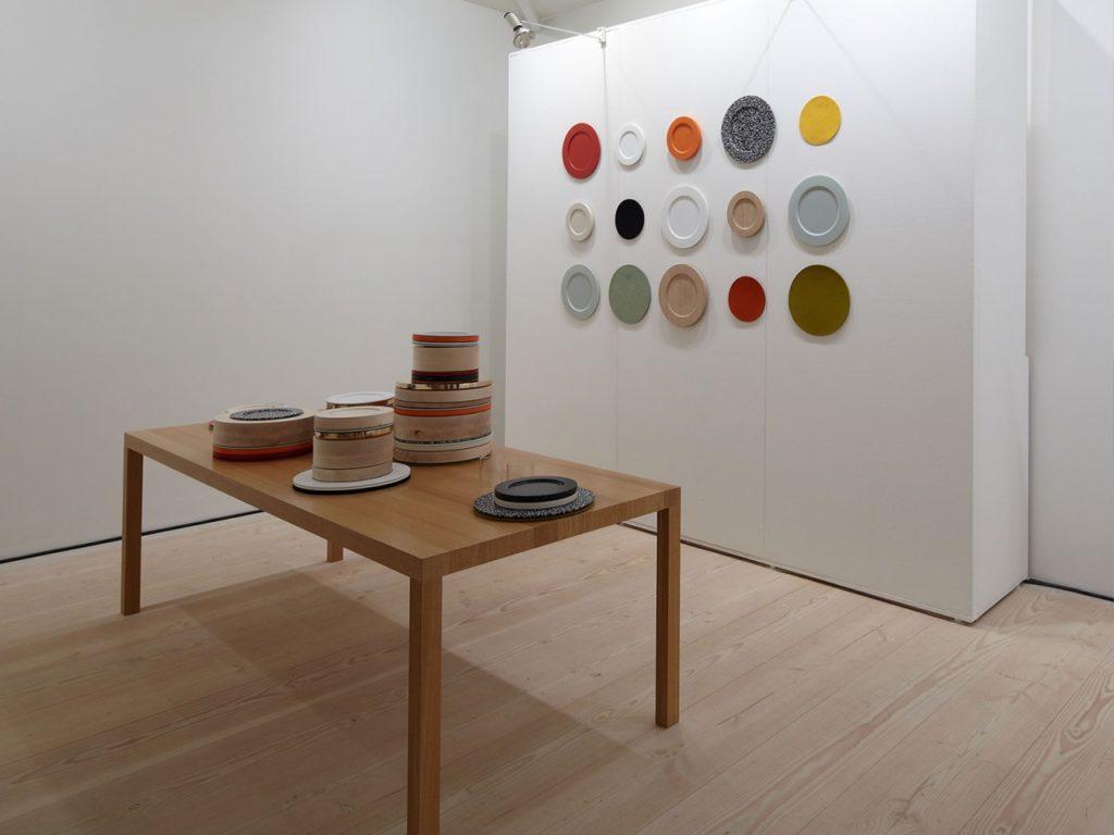 «Colourware» permite además vestir una mesa con gran flexibilidad