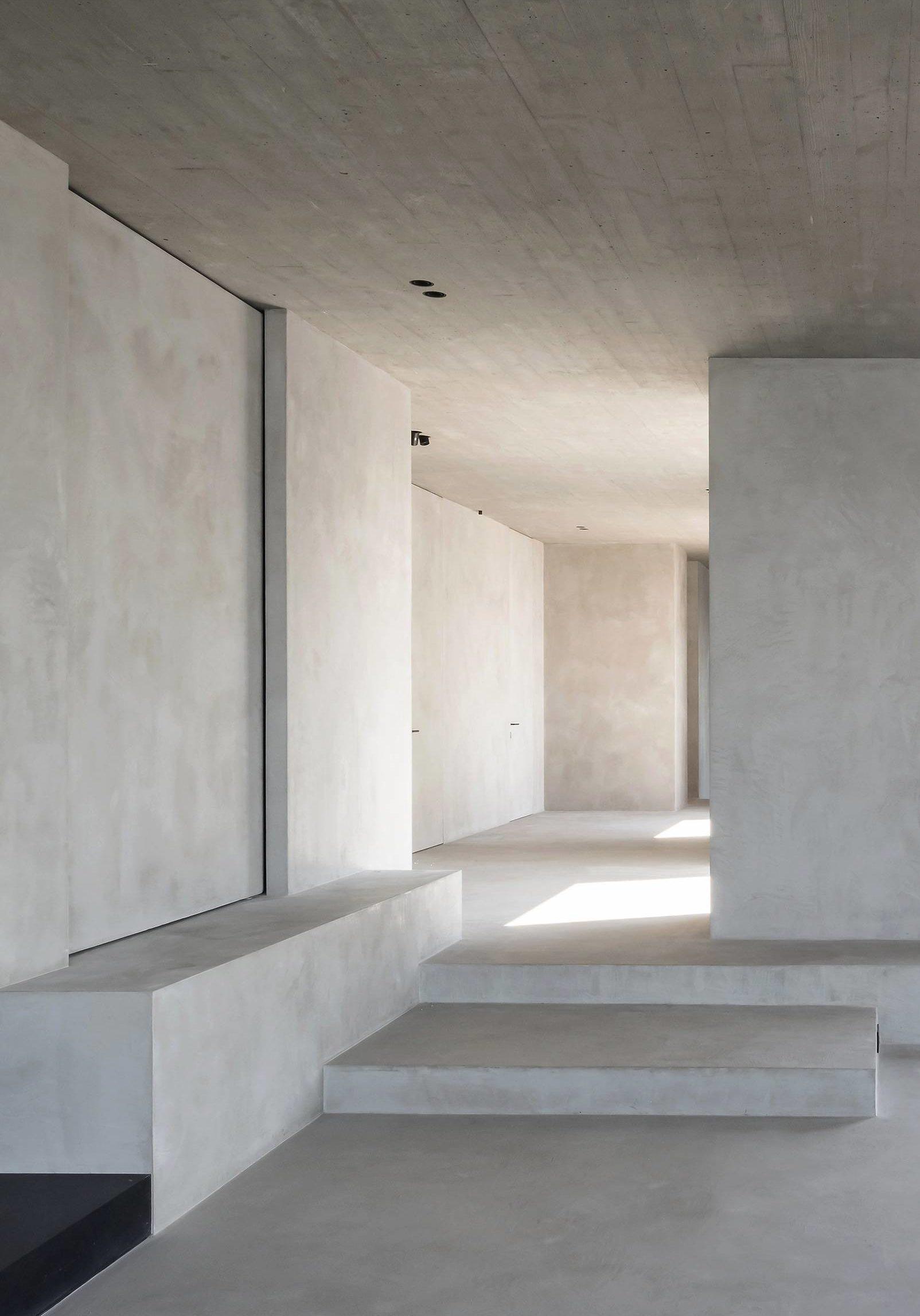 El C Penthouse De Van Duysen Ofrece Una Singular