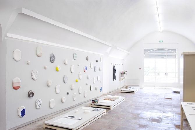 Exposición «Patterns & Colors» de Dimitri Bähler