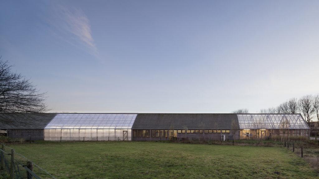 Praktijkschool Da Vinci College, ontwerp door RO&AD architecten