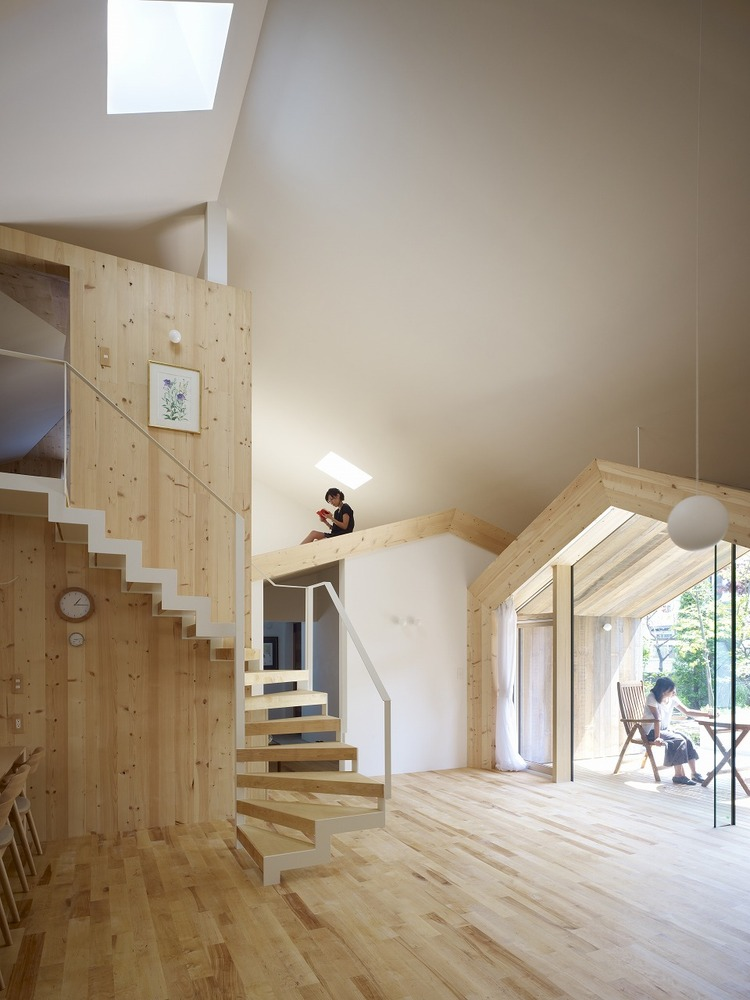 House K, Yoshichika Takagi. luminosidad