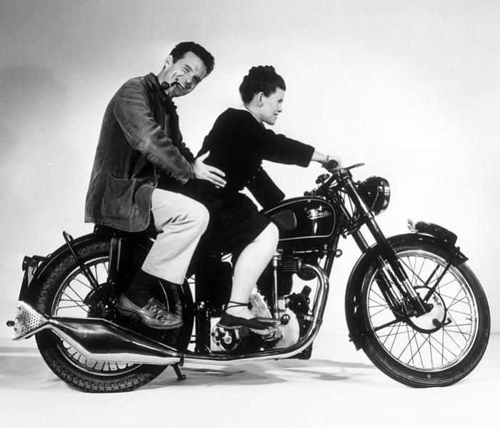 Fotografía de Charles y Ray Eames