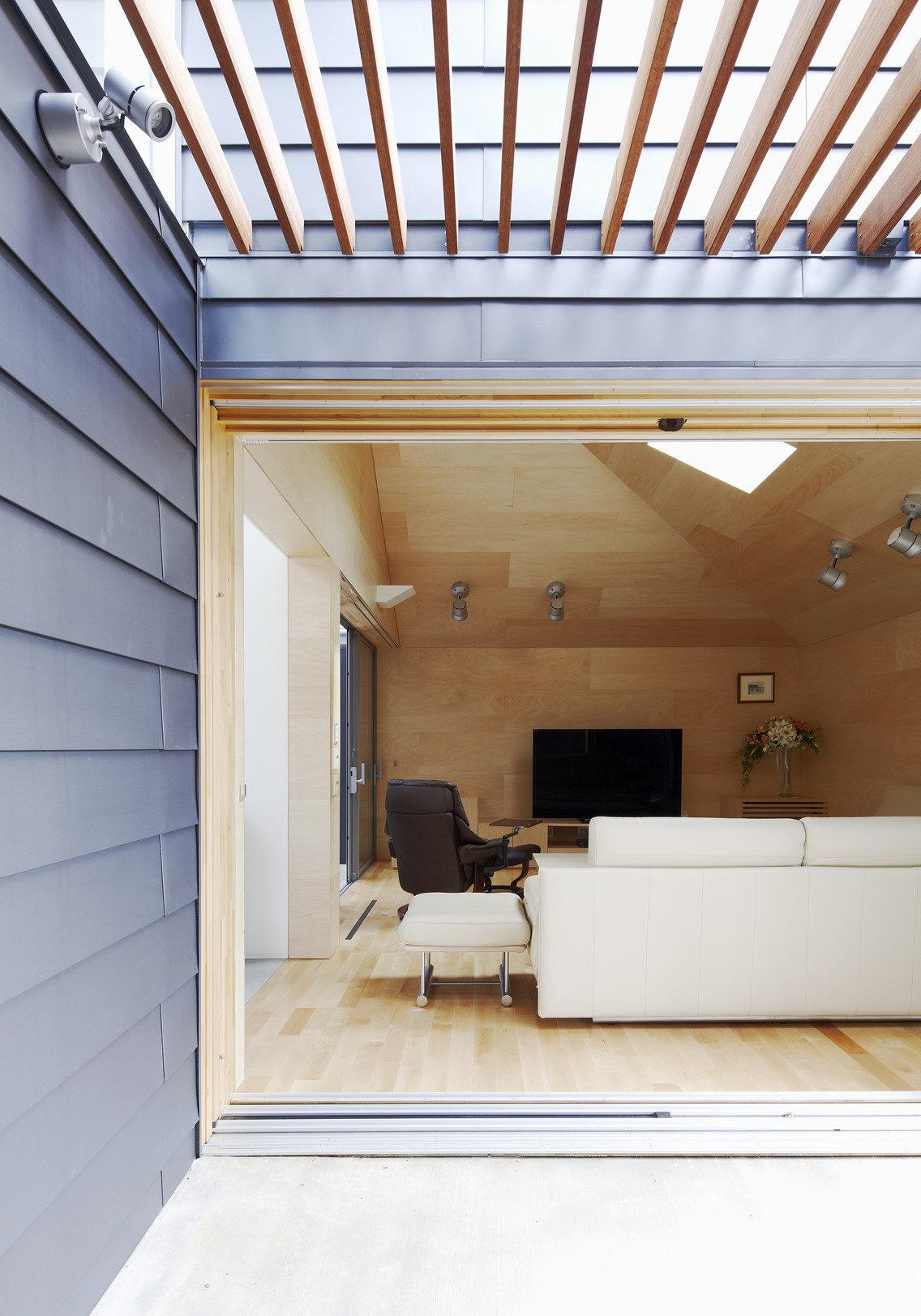 ¿Dentro o fuera? La Casa Yagiyama nos propone una dilución de conceptos
