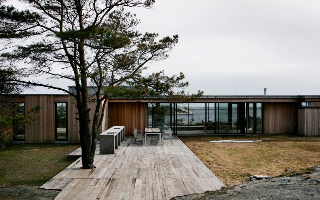 La Cabaña Jesper ofrece refugio veraniego a los amantes del mar