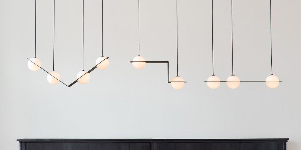 Lambert & Fils redimensiona las lámparas LED artesanales