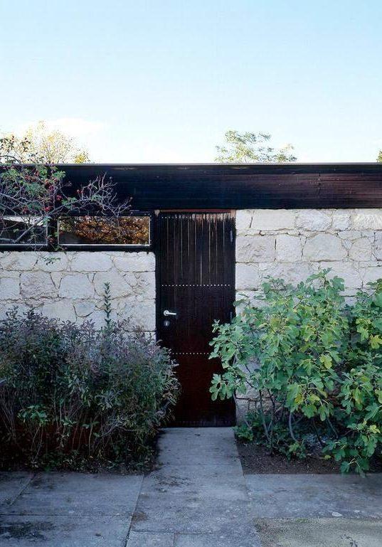 La casa de campo minimalista de Roland Rainer
