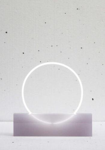 Los neones decorativos Voie de Sabine Marcelis