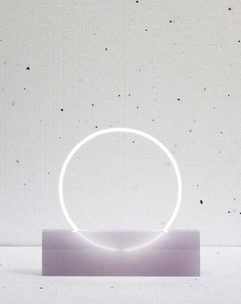 lámpara de la serie voie de sabine marcelis