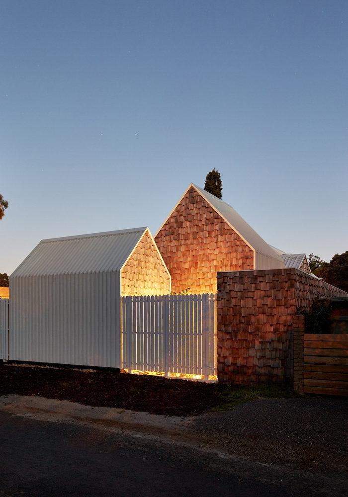 Tower House: una fantasía lúdica unifamiliar de Austin Maynard Architects