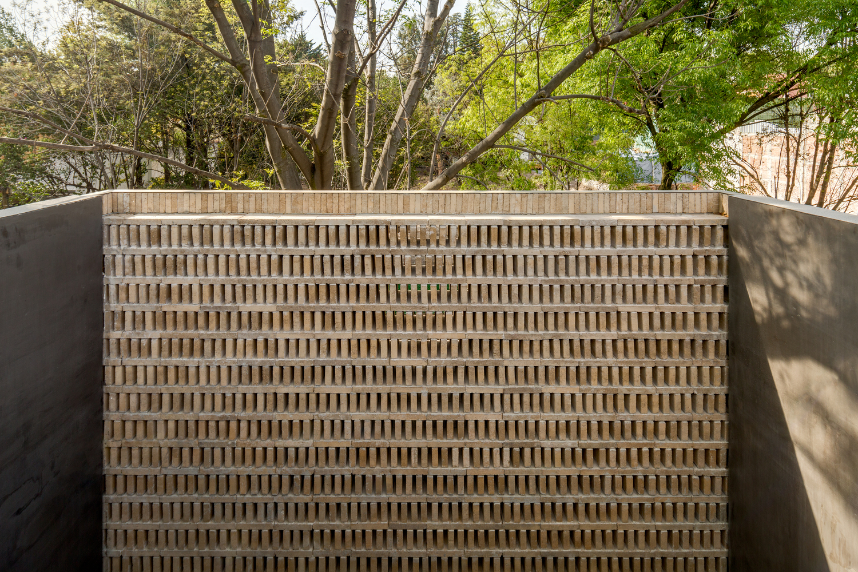 La mexicana Casa Campestre hace del rectángulo su leitmotiv