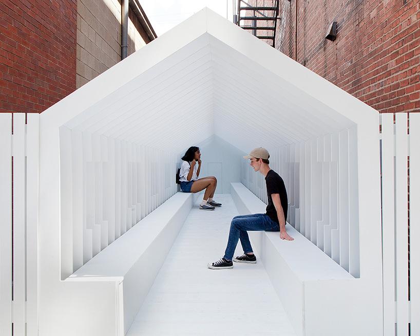 Snarkitecture Playhouse instalacion