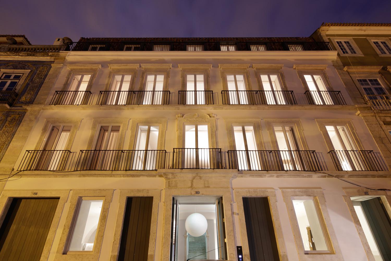 Santa Clara 1728: una nueva joya de Aires Mateus en Lisboa