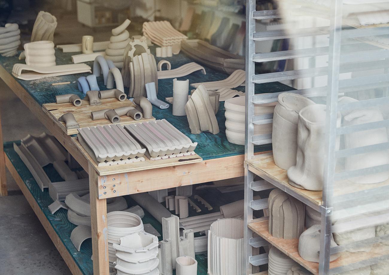 productos hechos a mano con cerámica