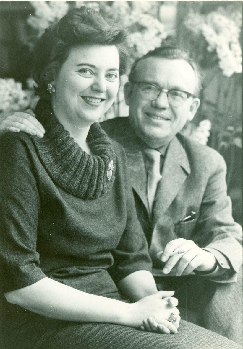 finn julh y esposa