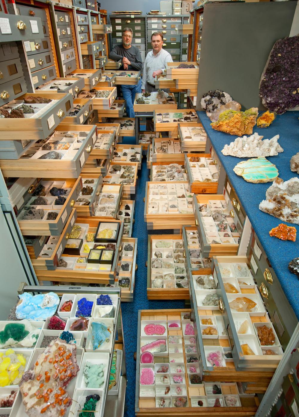 gemas en el museo nacional de historia natural de estados unidos