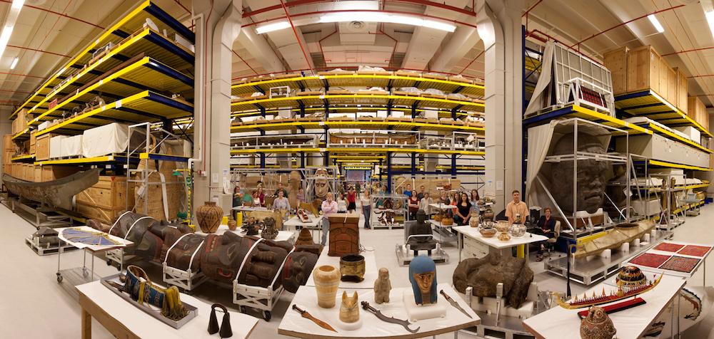 coleccion antropologica del museo de historia natural