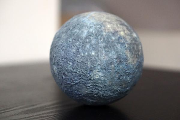 replica de mercurio