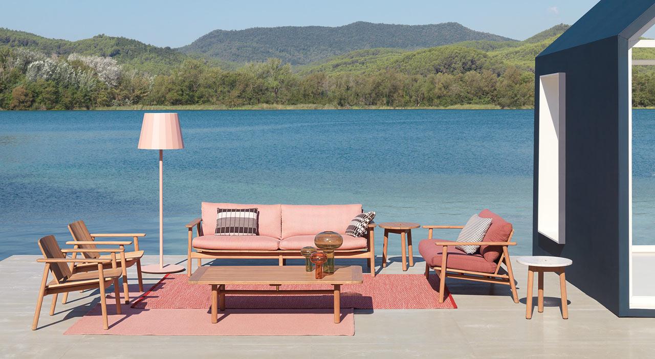 Kettal amplía su mobiliario de exterior con Riva, de Jasper Morrison ...