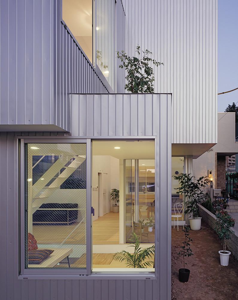 El falso loft sin límites interiores de Tetsuo Kondo